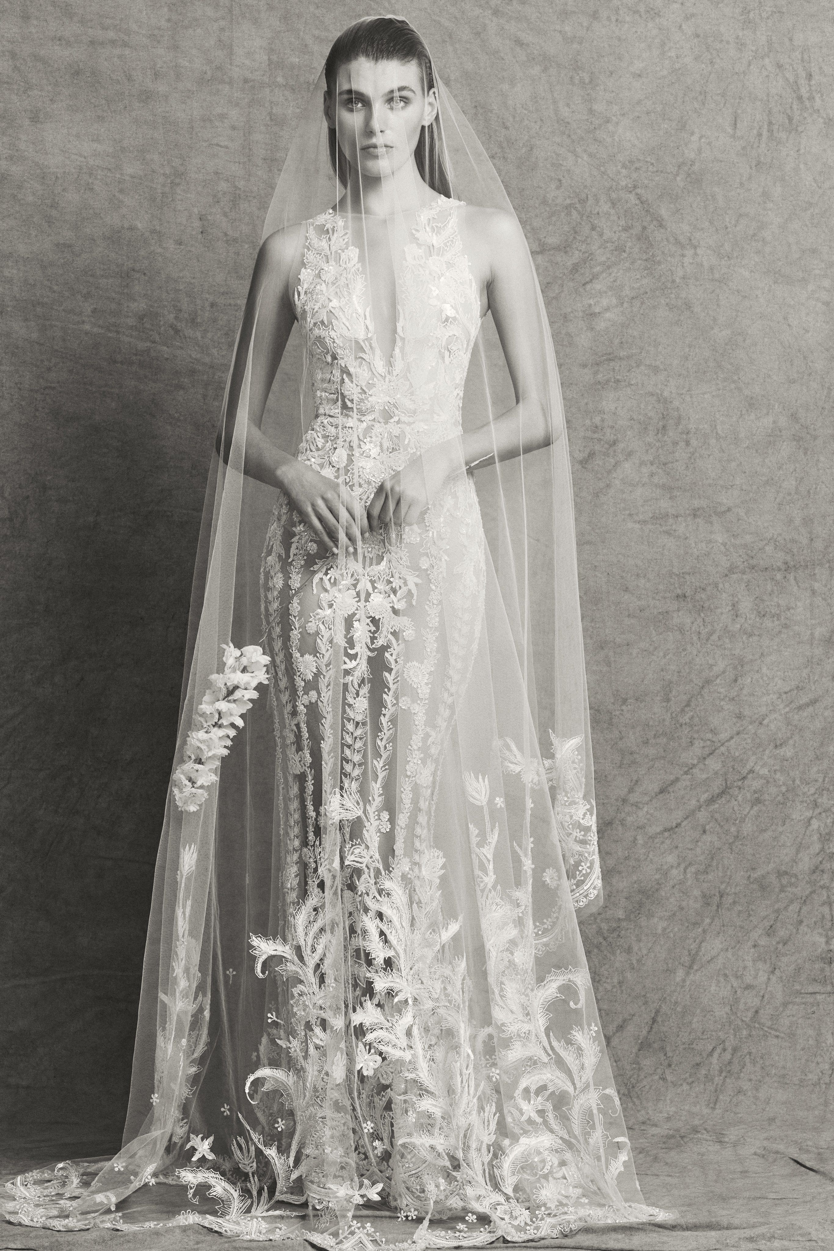 Zuhair murad bridal u wedding dress collection fall brides
