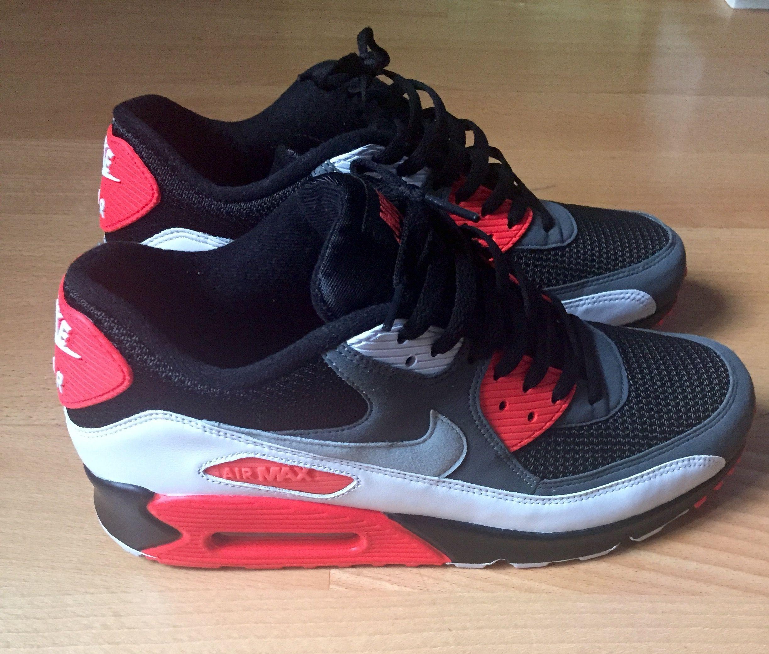 Reverse Infrared £95 FOOTASYLUM Sneakers Nike 18ac64890