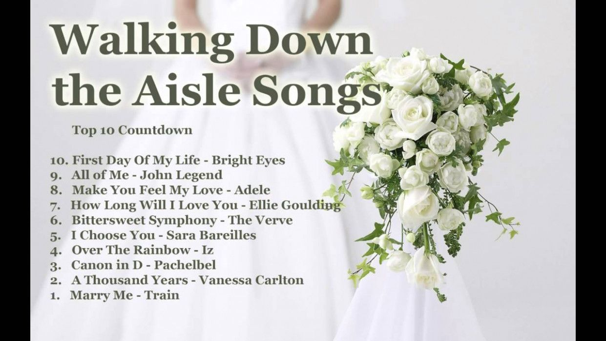 Pin by Janae Bell on Our Union ️ | Country wedding songs, Wedding songs, Processional songs