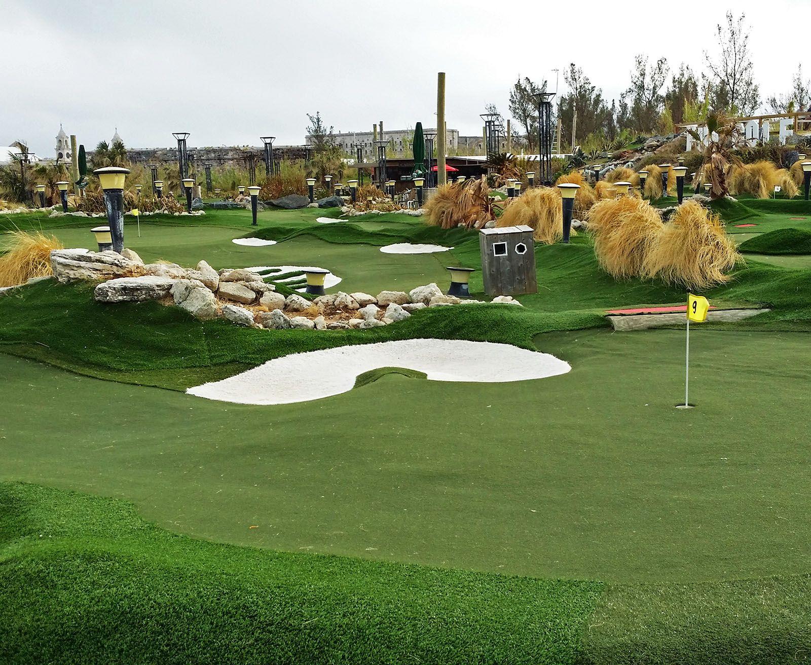 Bermuda Fun Golf - The Best Mini Golf in the World | Golf ...