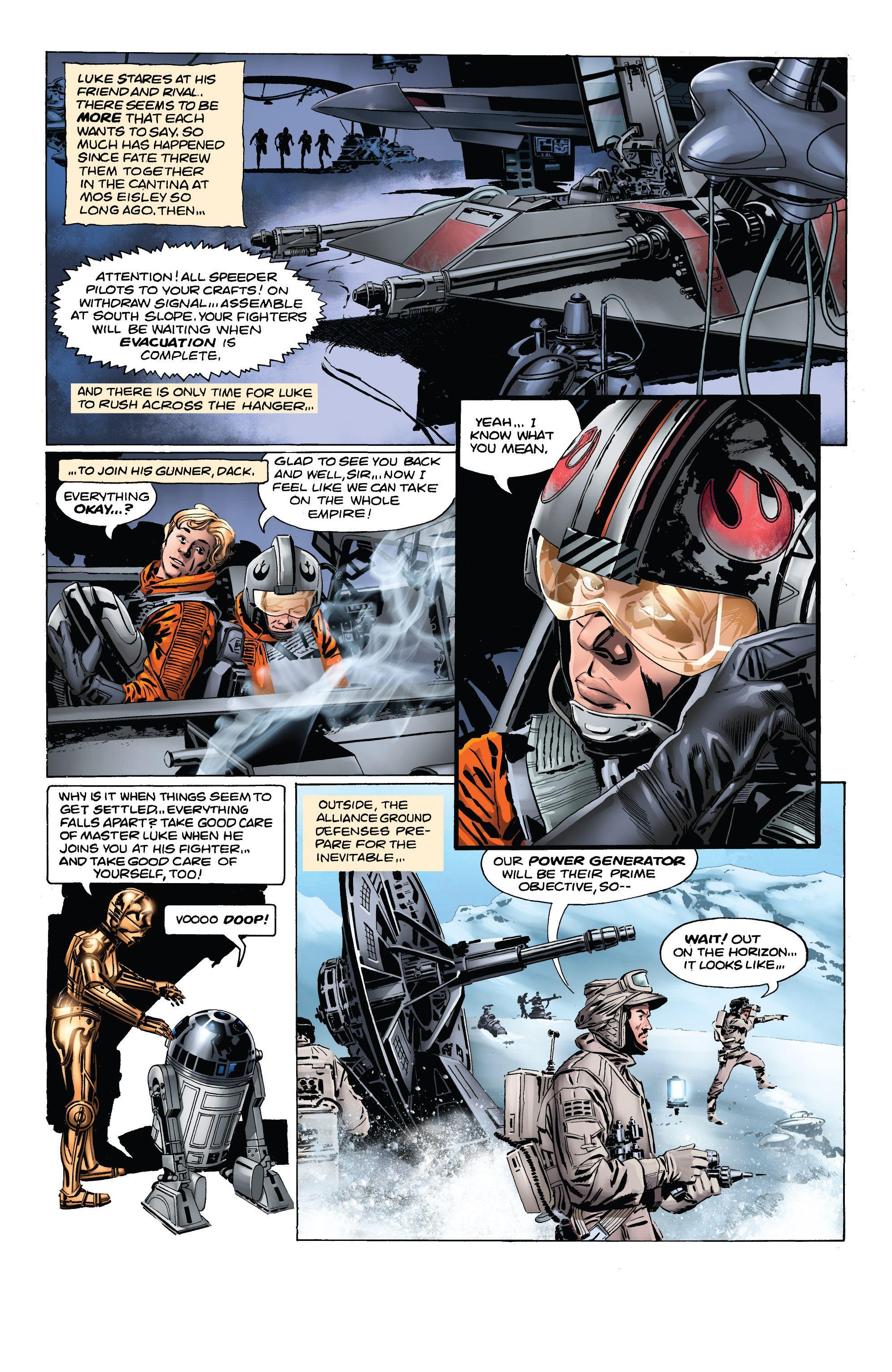 Star Wars Episode V The Empire Strikes Back Remastered 2015