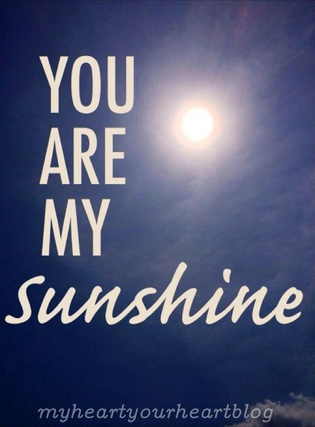 you are my #sunshine!☀  #grateful!