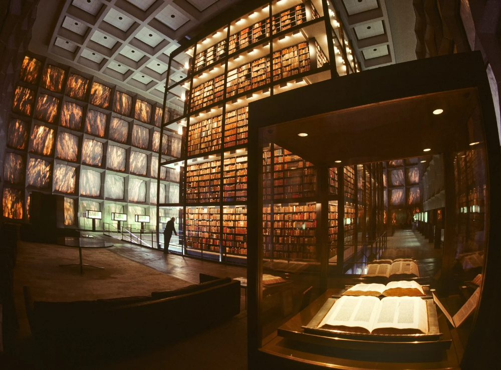 15 Stunning University Libraries Around The World You Need To See Architecture Modern Library College Aesthetic