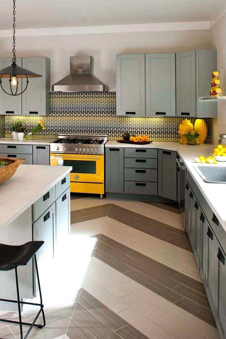 top 27 modern kitchen interior design design ideas for apartments funky kitchen modern on kitchen interior yellow and white id=98738