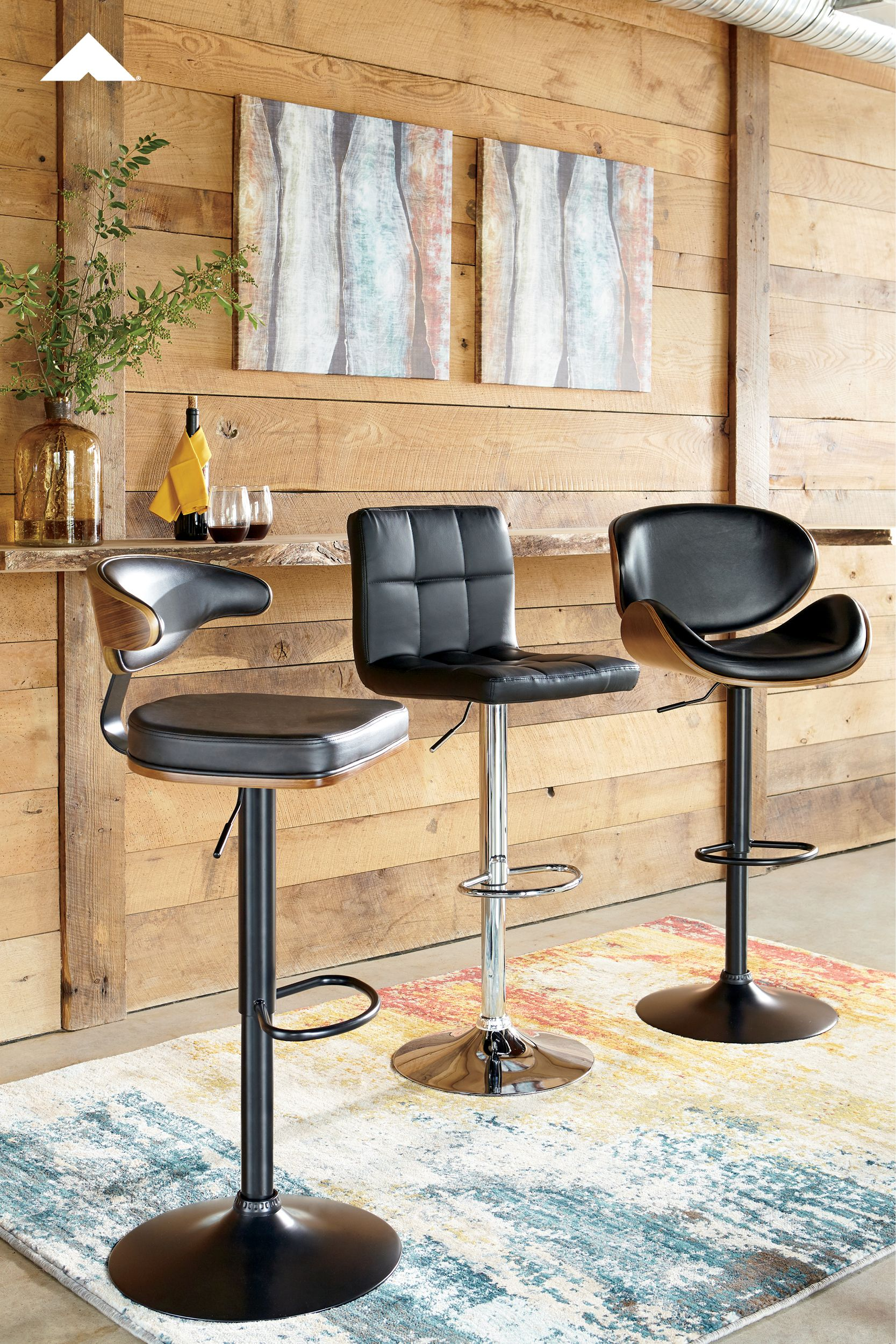 Bellatier Barstools By Ashley Furniture Barstools