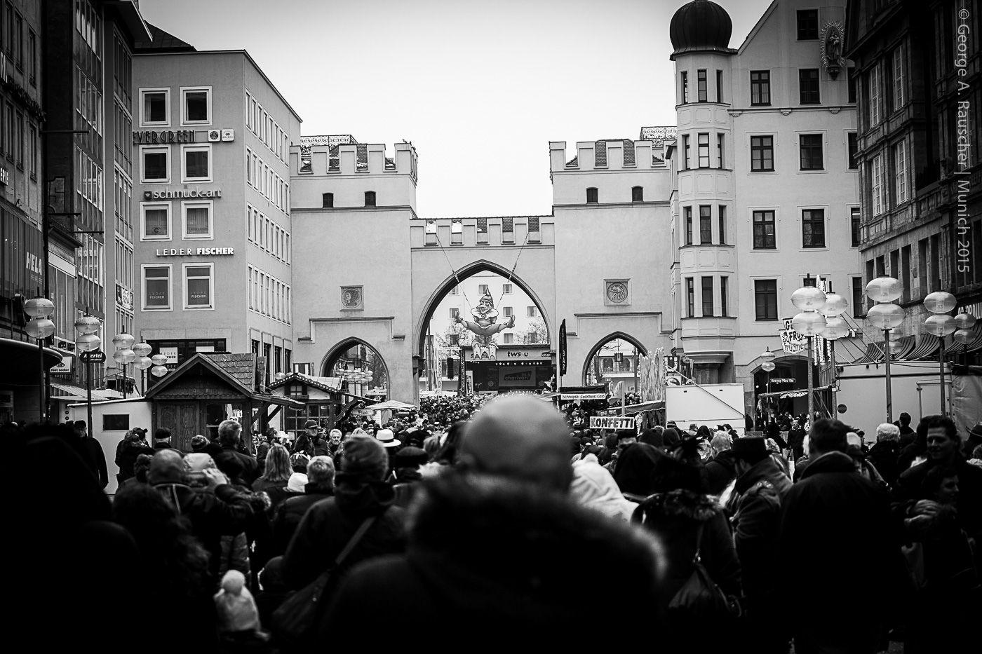 George A. Rauscher's:  NÄRRISCHER AUSNAHMEZUSTAND