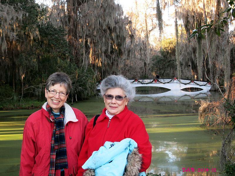 Magnolia Plantation and Gardens Charleston, South Carolina