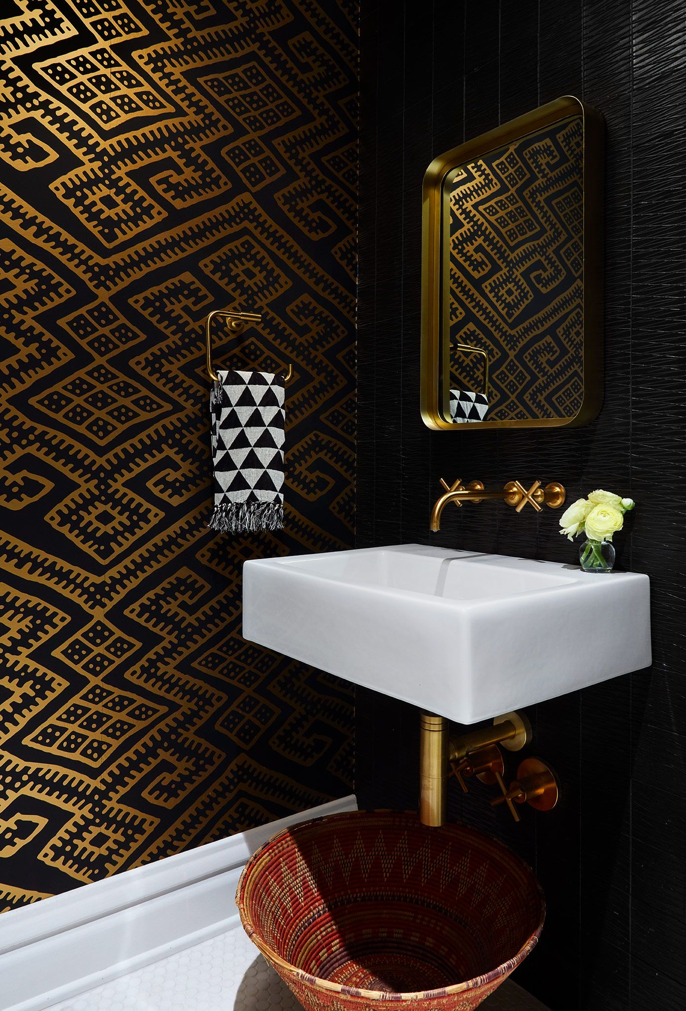 Kilim Black in 2020 (With images) Diy bathroom vanity