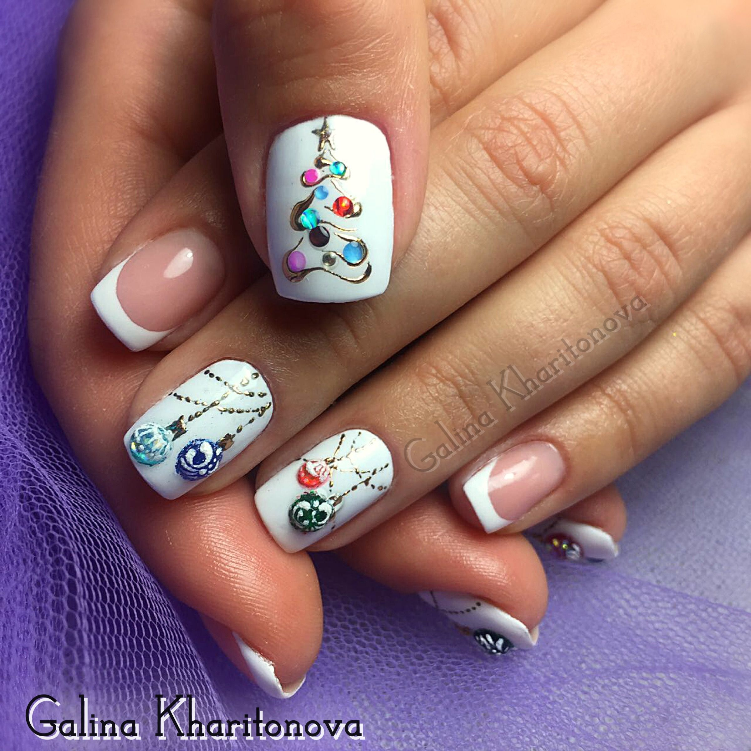 must try fall nail designs and ideas 2017 | winter nails, winter