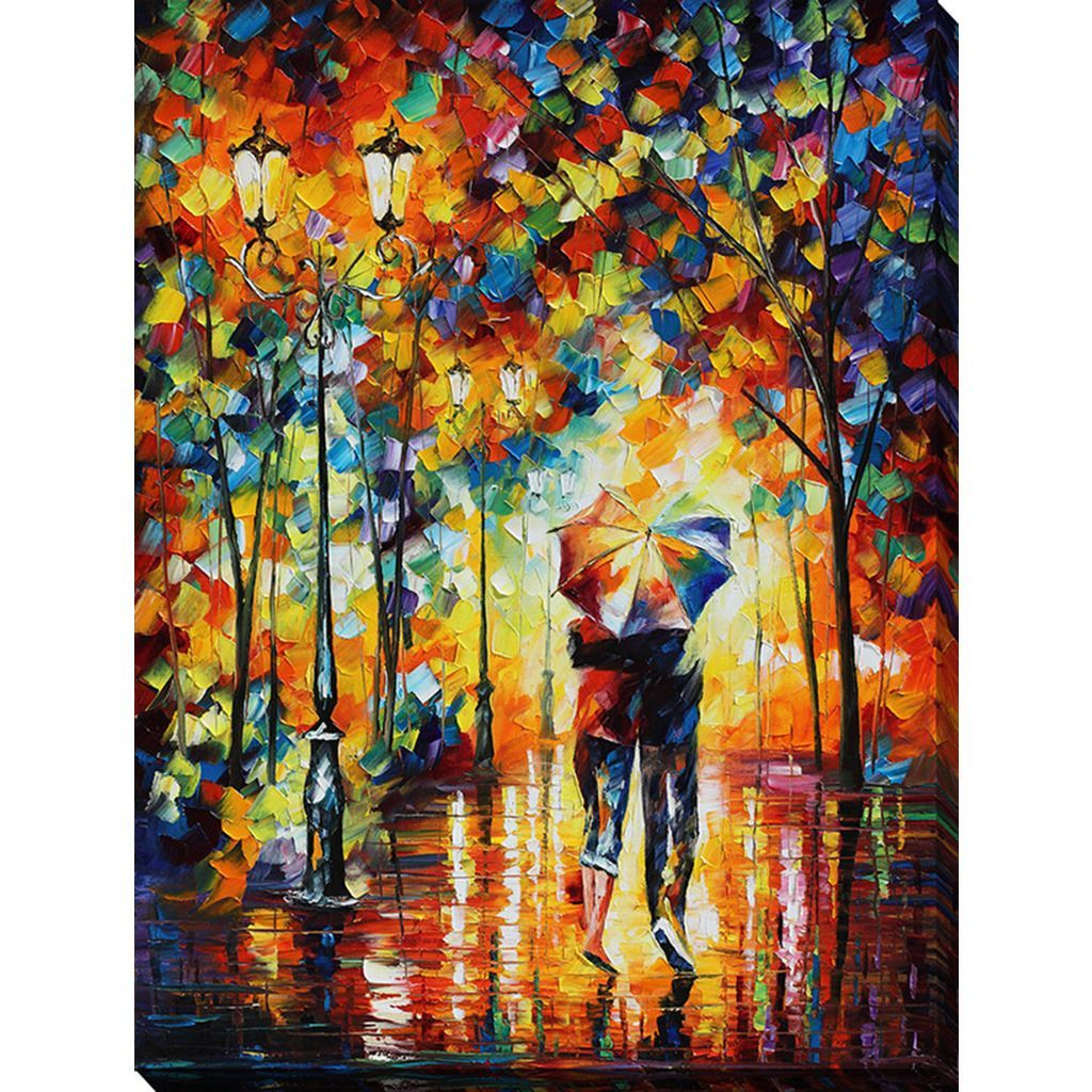 This Giclee Fine Art is printed onto artist-grade Canvas using 12 ...