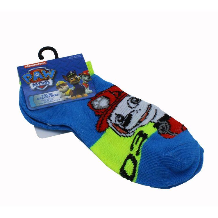 Paw Patrol Ankle Socks, Marshall