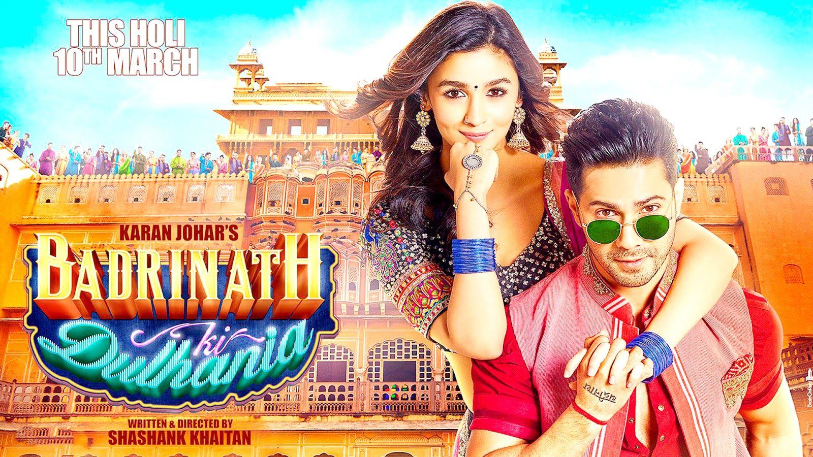 badrinath ki dulhania english subtitles full movie download