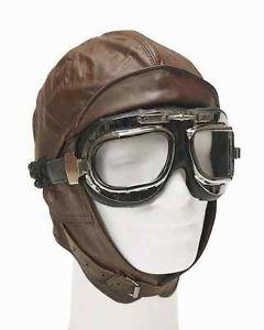 Pilot Hat Glasses Goggles Pilot Glasses Vintage Helmet