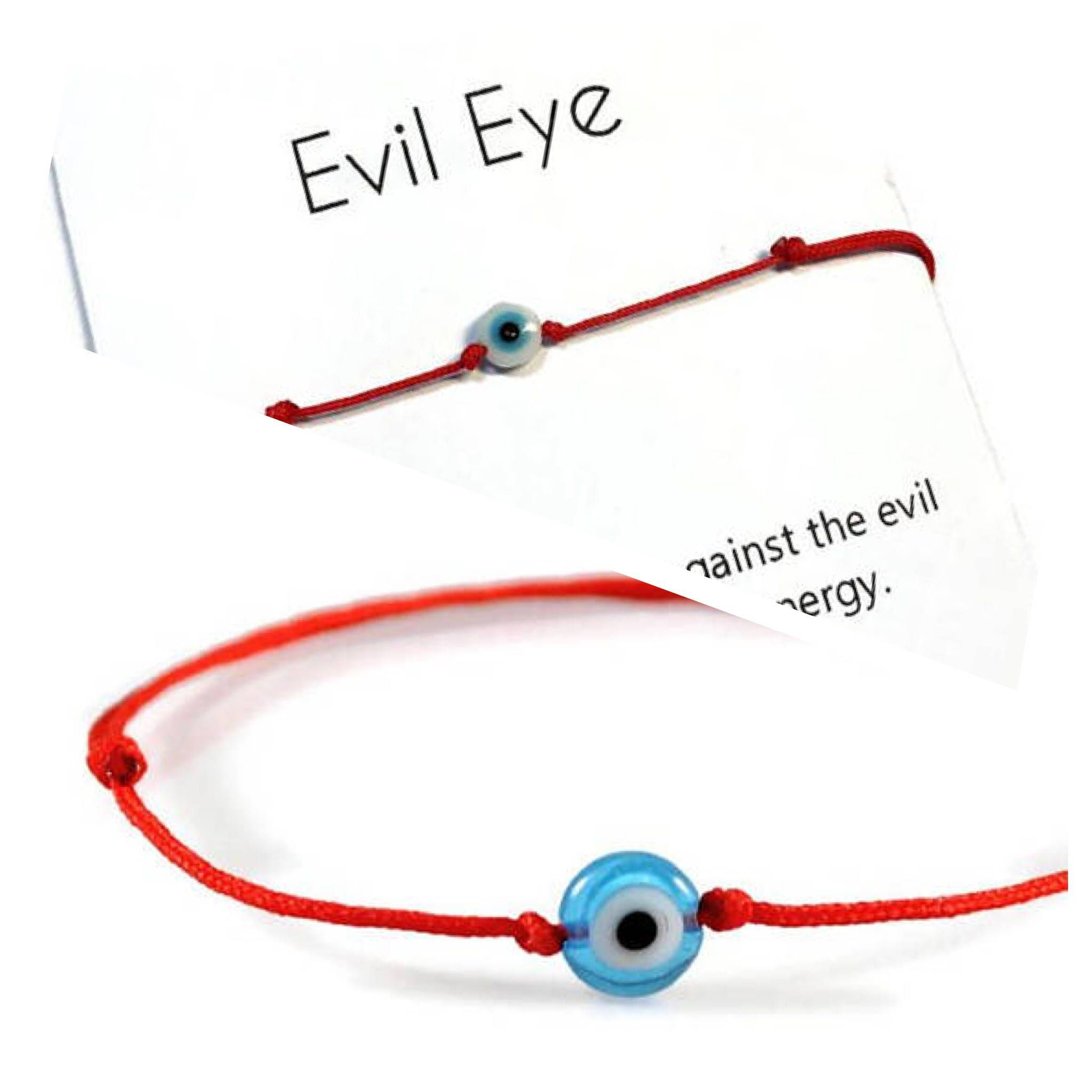 kabbalah eye red greek luck jewelry talisman bracelets pin good anklet bracelet nazar evil protection string amulet
