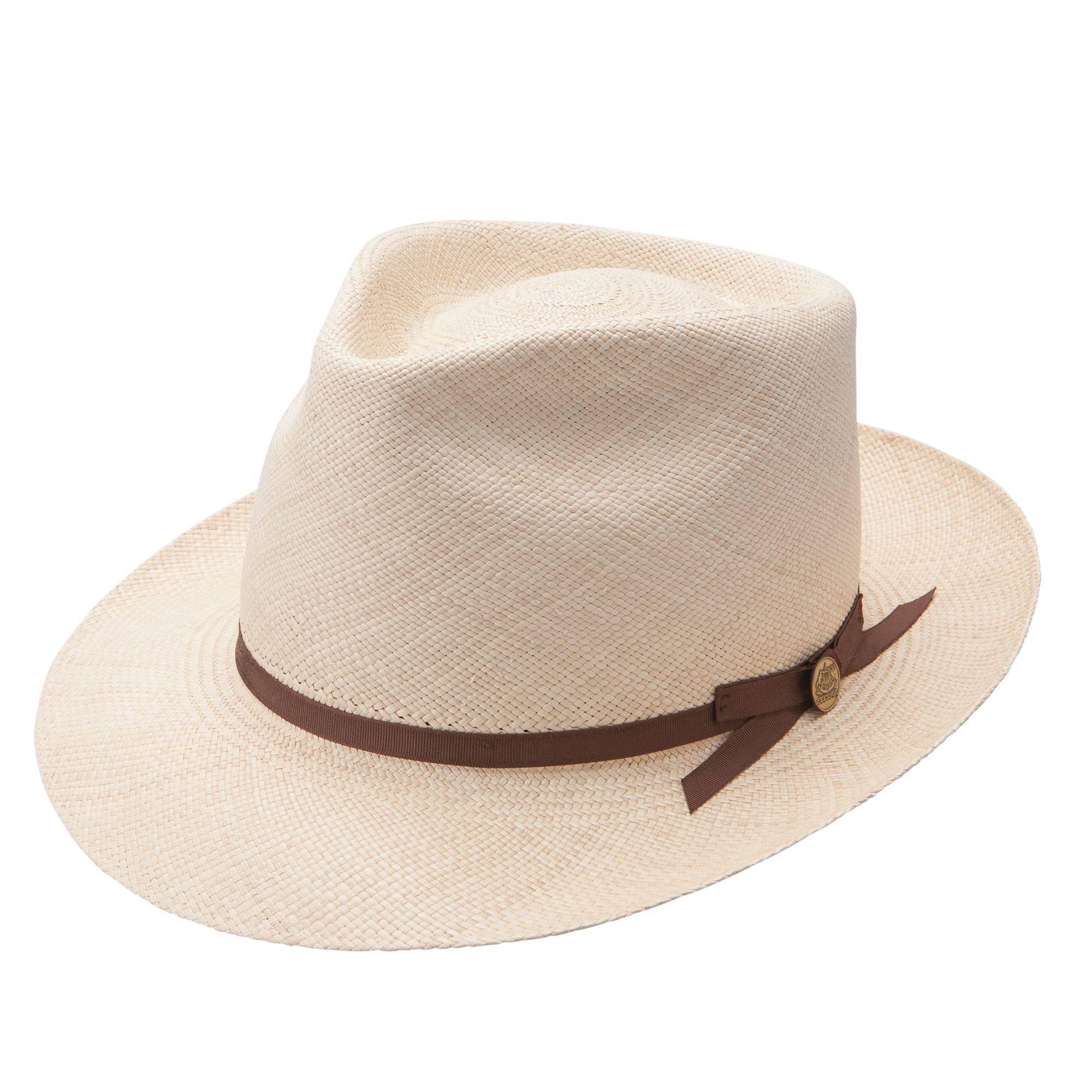 7d953d1823e Forty Eight Straw Fedora
