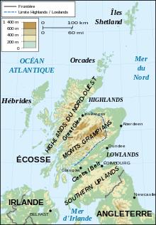Écosse   Wikipédia | Migration Celte (cartes) | Pinterest | Scotland