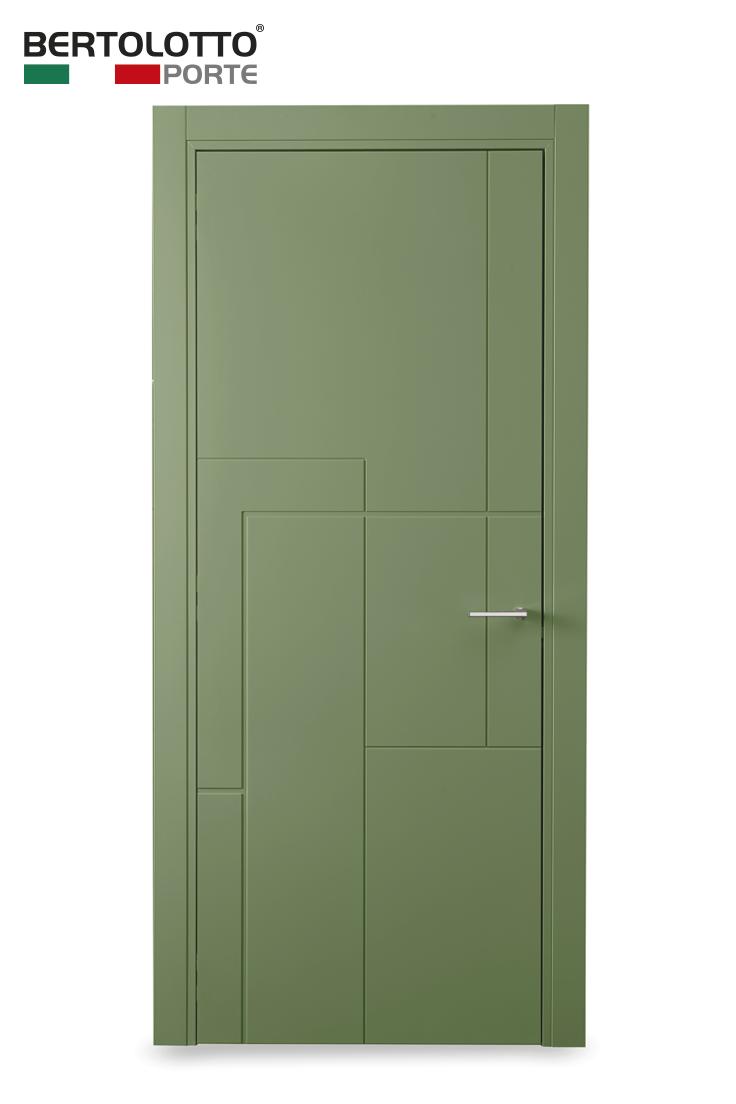 Bertolotto Engraved Interior Doors