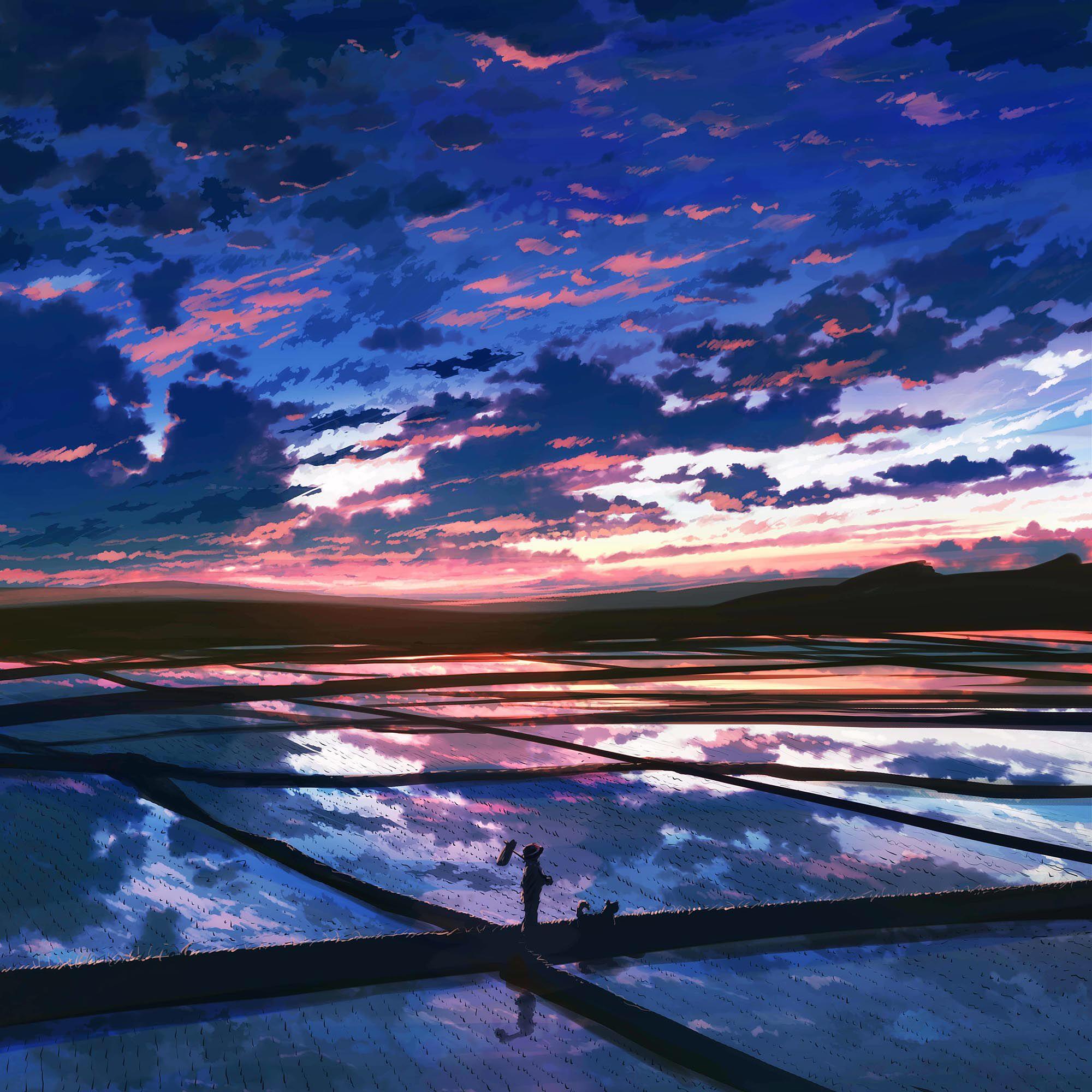 108 Artist ランドスケープアート ノスタルジック 画像