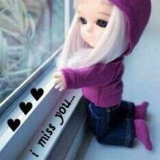 I Miss U Cute Dolls Beautiful Dolls Fashion Dolls