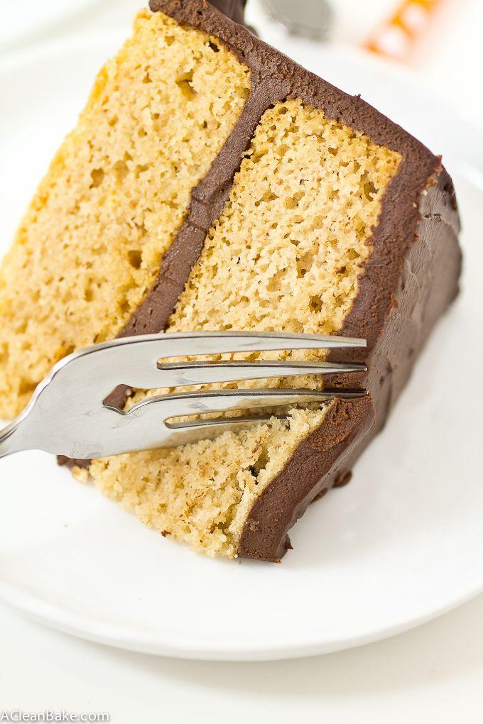 One Bowl Classic Yellow Cake Recipe Healthy Dessert Recipes