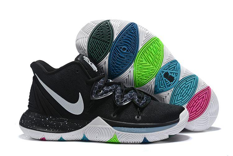 "Nike Kyrie 5 ""Black Magic"" Multi-Color"