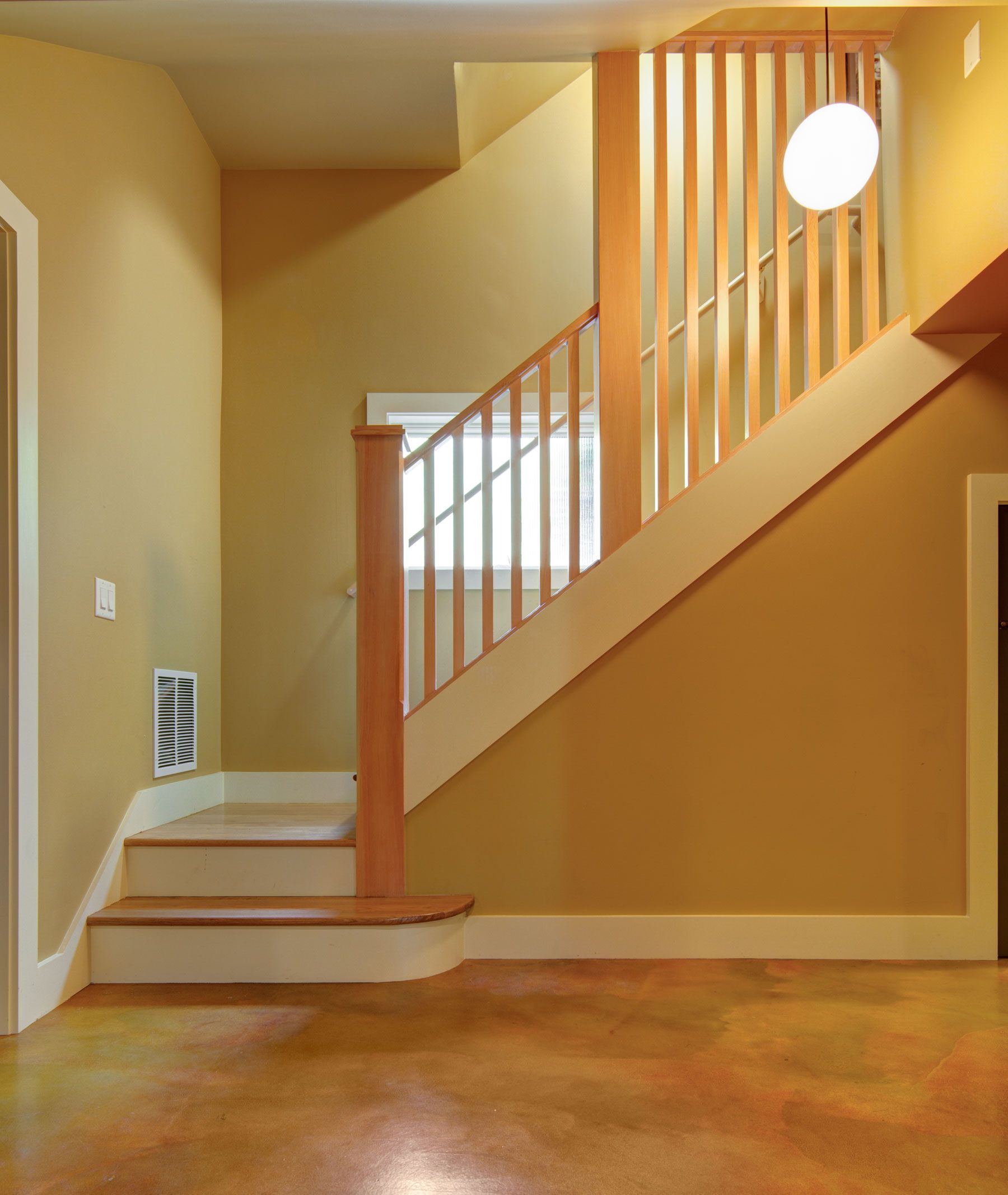 New Stairs In Portland Basement Remodeling Project | Hammer U0026 Hand
