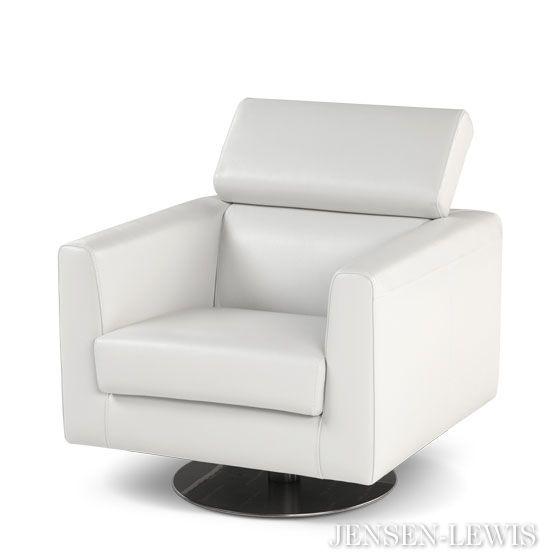 Contemporary · The Pila Swivel Chair ...