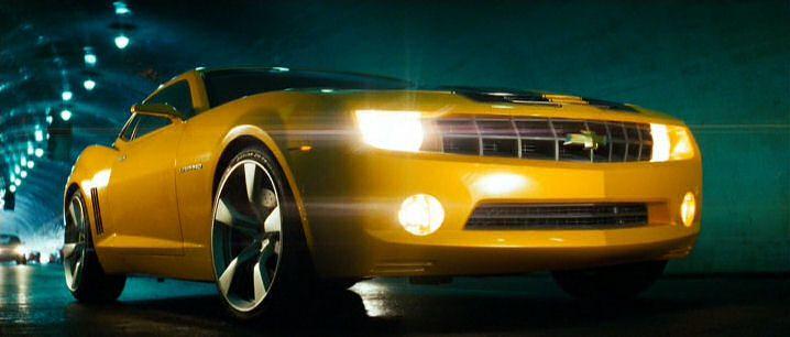 Chevrolet Camaro Bumblebee: The Buzz is Back