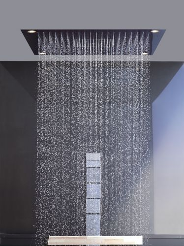 Shower Head With Built In Lights AXOR SHOWER COLLECTION   10623800 Axor