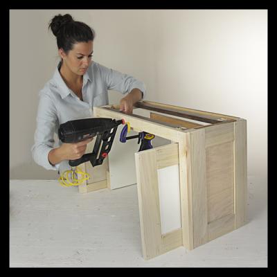 Appliance Garage by Build Basic - Step 20 | Diy kitchen ...