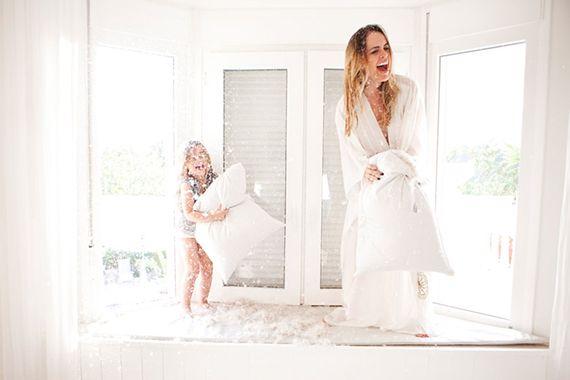 Mother daughter | Erika Verginelli| 100 Layer Cakelet