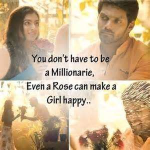 Raja Rani Movie Love Quotes Images Sad Ordinary Quotes Cutee