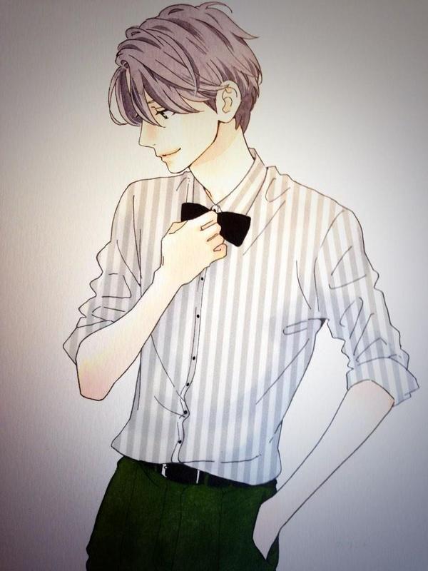 Yamamori Mika twitter sketch Shishio Satsuki