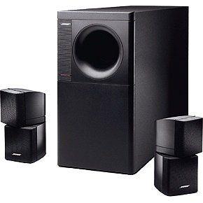 Bose Acoustimass 5 Speaker System Black Speaker System Bose