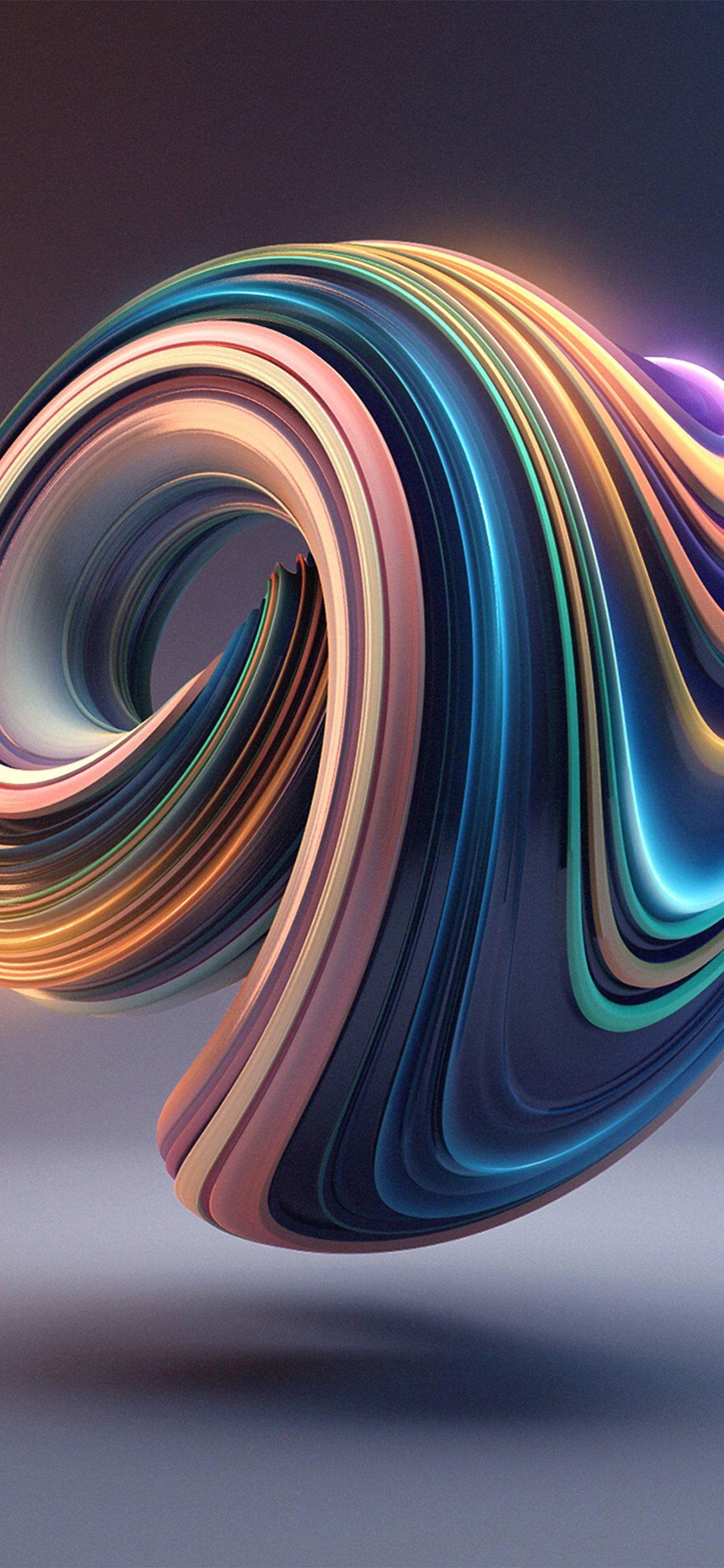 Iphonexpapers Com Apple Iphone Wallpaper Bb01 Digital Art Color Circle Illustration Art 3d 3d Wallpaper For Mobile Art Wallpaper Iphone Android Wallpaper