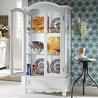 Display Cabinet from Seventh Avenue ®