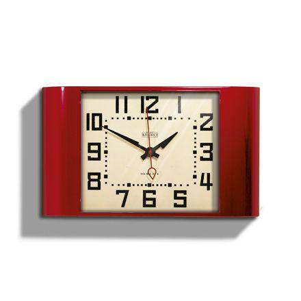 Newgate Clocks The Official Store Wall Clock Clock Red Clock