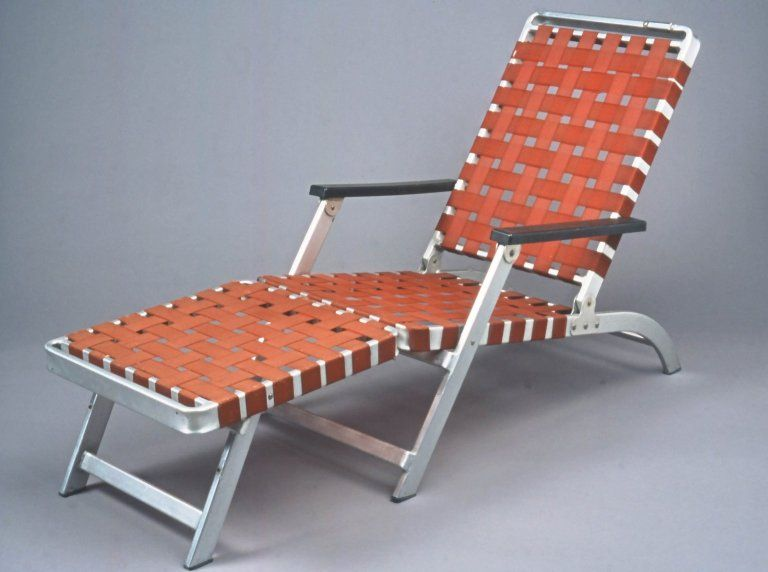 Plastic Folding Lounge Chairs