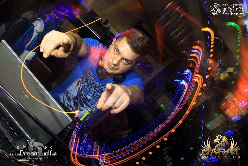 LetsGo | 24.1.2015 | Carat Music Club | Pezinok | Foto: Ján Vlk - Dreamwolf