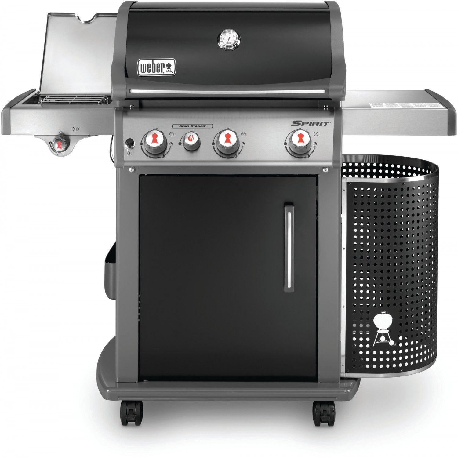 weber spirit premium e-330 gbs bbq | new weber products for 2016