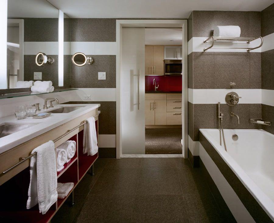 Luxury Hospitality Hotel Interior Design Of Gansevoort Hotel Miami Amazing Hotel Bathroom Design 2018