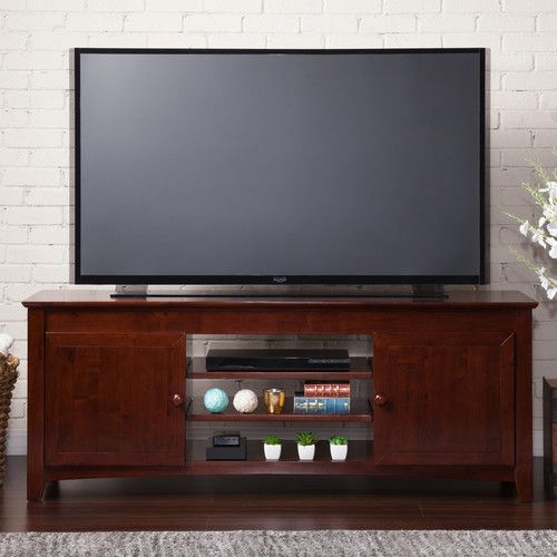 Found it at Wayfair - Richland TV Stand with Adjustable Shelves