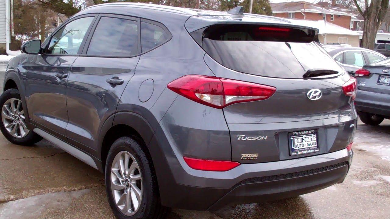 2018 Hyundai Tucson AWD SEL Sycamore IL near Genoa IL