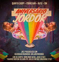 Aniversário Jordok
