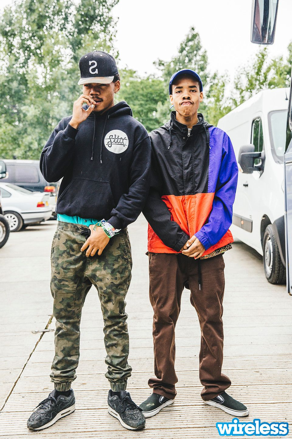 Chance The Rapper, Earl Sweatshirt | Star studded | Chance the