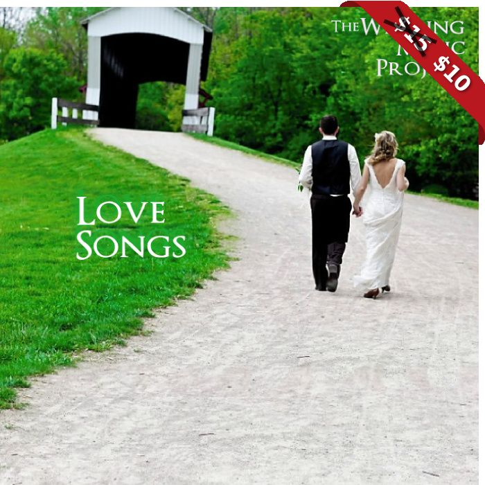 Instrumental Wedding Ceremony Songs: I Can't Help Falling In Love With You -processional (With