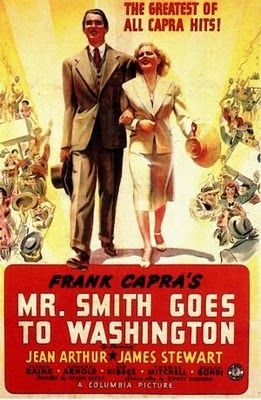 """Mr Smith Goes to Washington (1939) """"Liberty is too precious a thing to be buried in books!"""""""