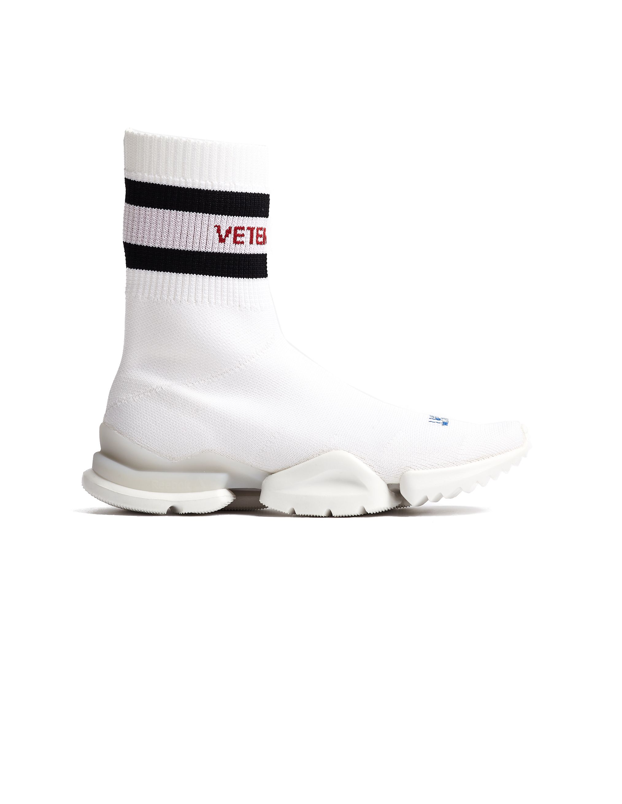 f8b4703ac35 VETEMENTS REEBOK HIGH-TOP WHITE SOCK SNEAKERS.  vetements  shoes ...