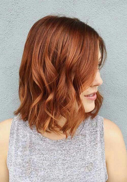 pin von antonia auf hair | kurze rote haare, haarfarben