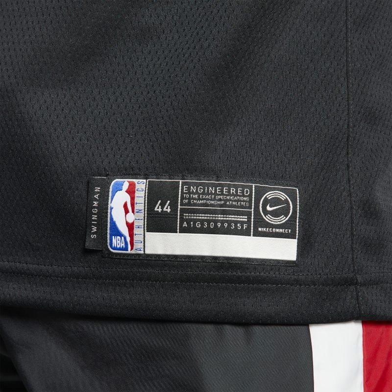 separation shoes f70e7 87580 Zach LaVine City Edition Swingman (Chicago Bulls) Men's Nike ...